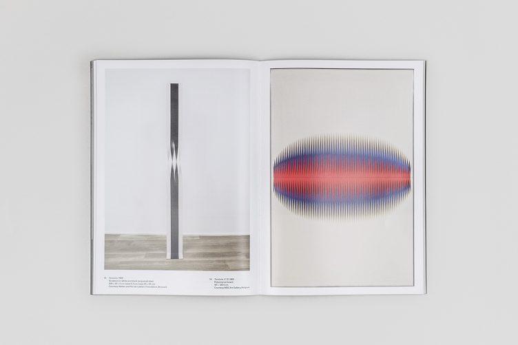 Walter Leblanc: Sensorial Geometries / Geometrie Sensoriali 009