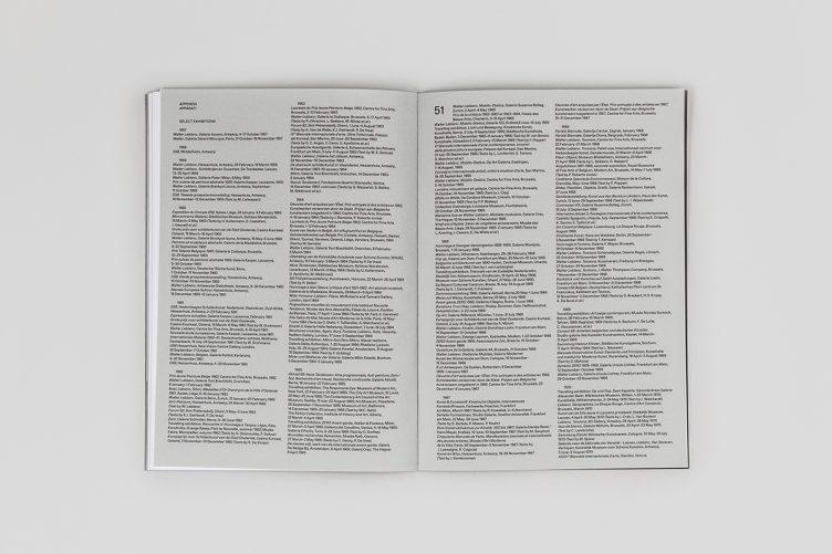 Walter Leblanc: Sensorial Geometries / Geometrie Sensoriali 010