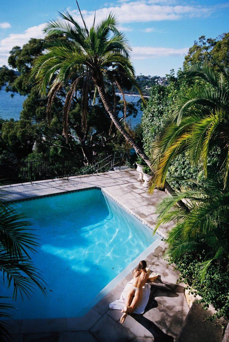 Avril Alexander for Australian-based swimwear Bamba 01