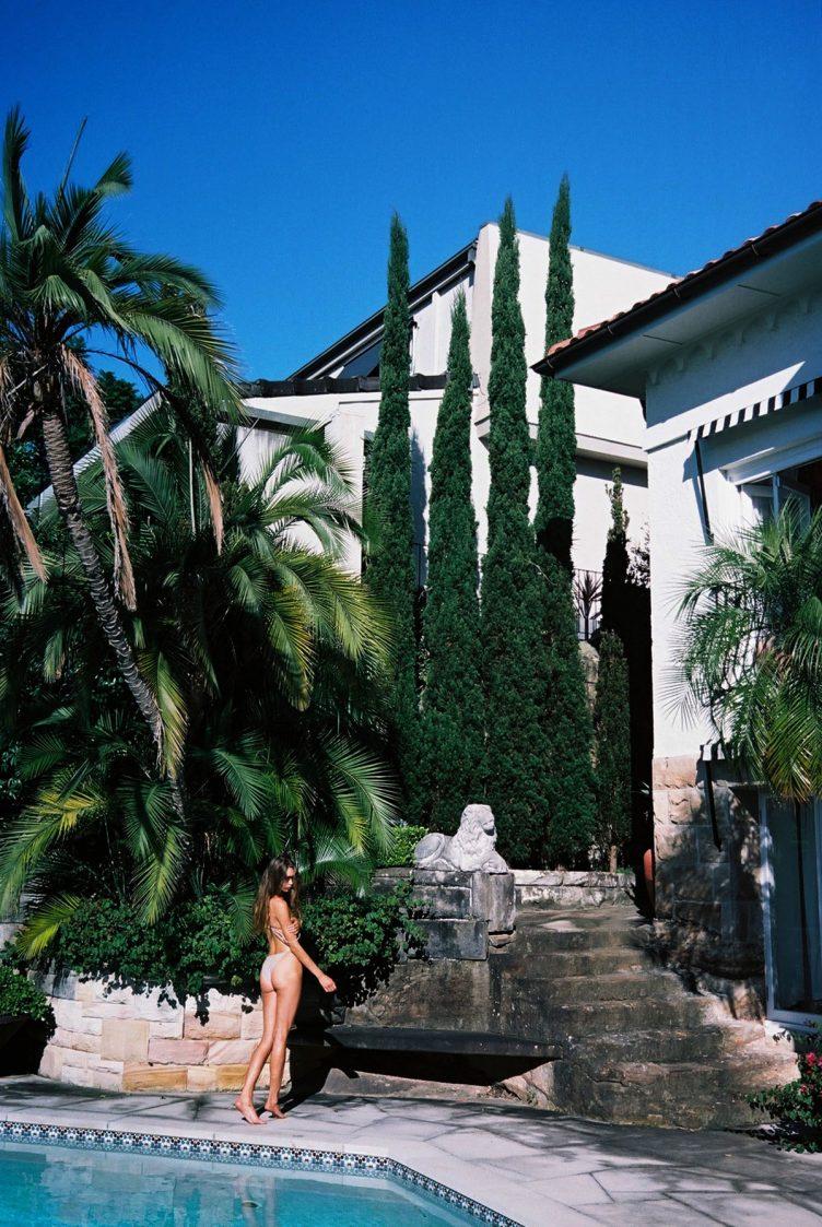 Avril Alexander for Australian-based swimwear Bamba 06