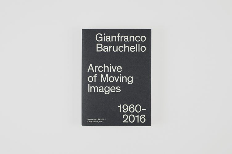 Gianfranco Baruchello: Archive of Moving Images 1960-2016 001