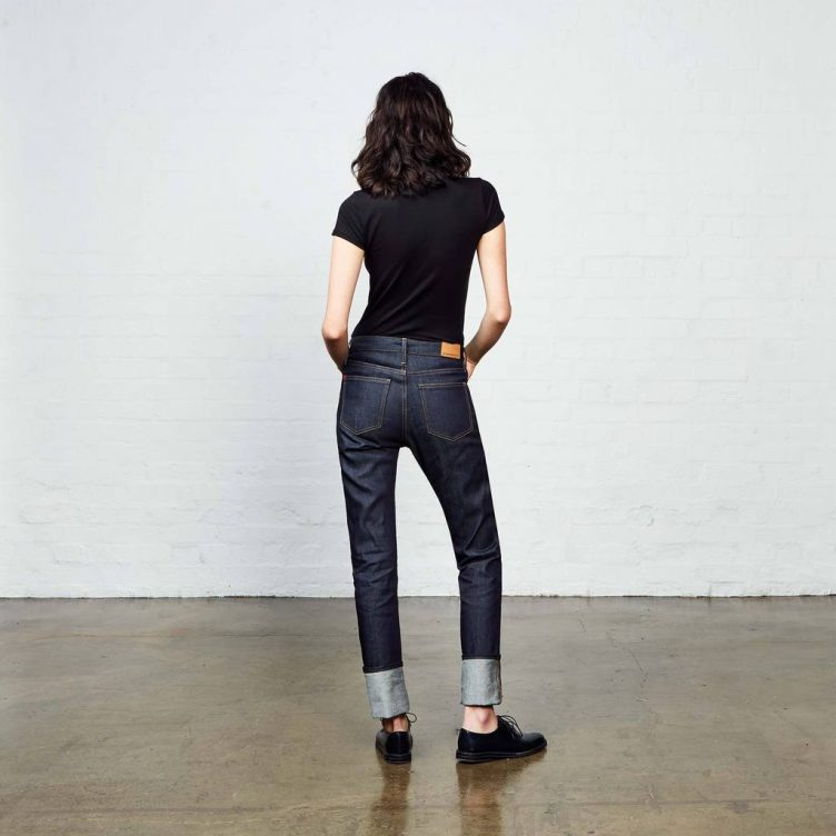 Hiut Denim Co. - The Coda, Slim 03