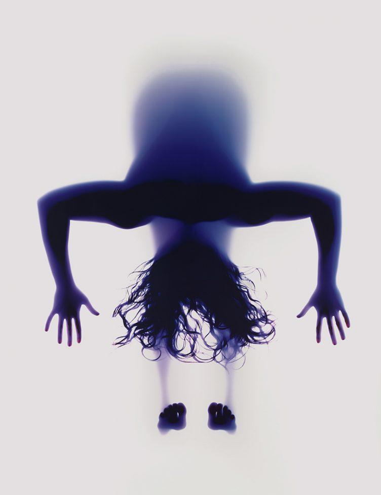 Rob and Nick Carter - Yoga Photograms 008