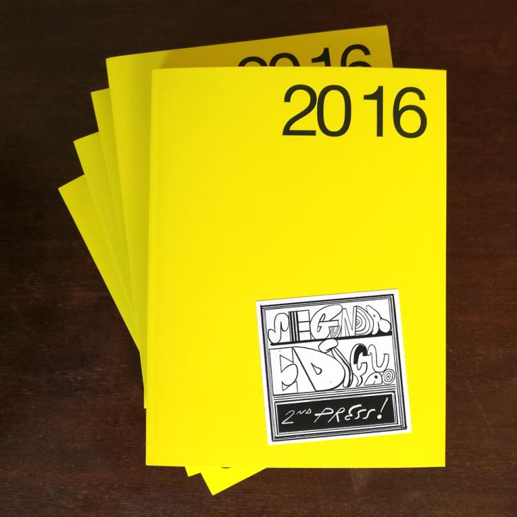 2016 - Bráulio Amado, Stolen Books 09