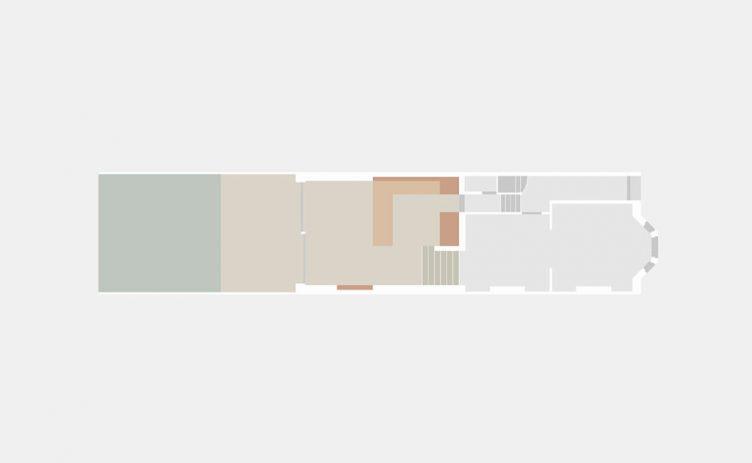 Al-Jawad Pike - Private house, Stoke Newington, London 01