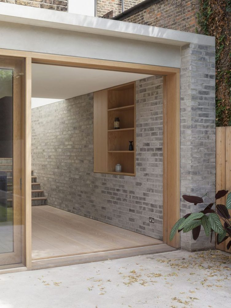 Al-Jawad Pike - Private house, Stoke Newington, London 03