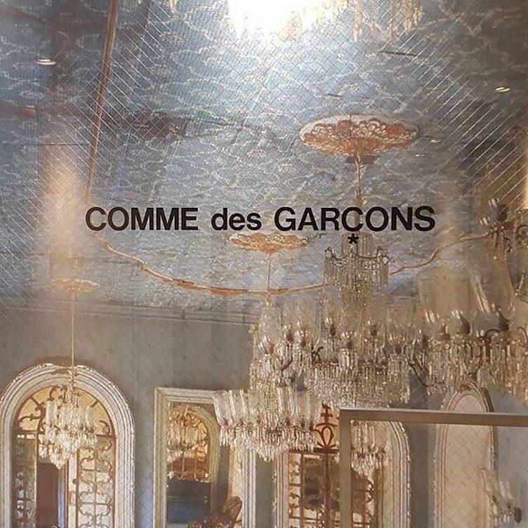 Comme Des Garcon Interior Photo