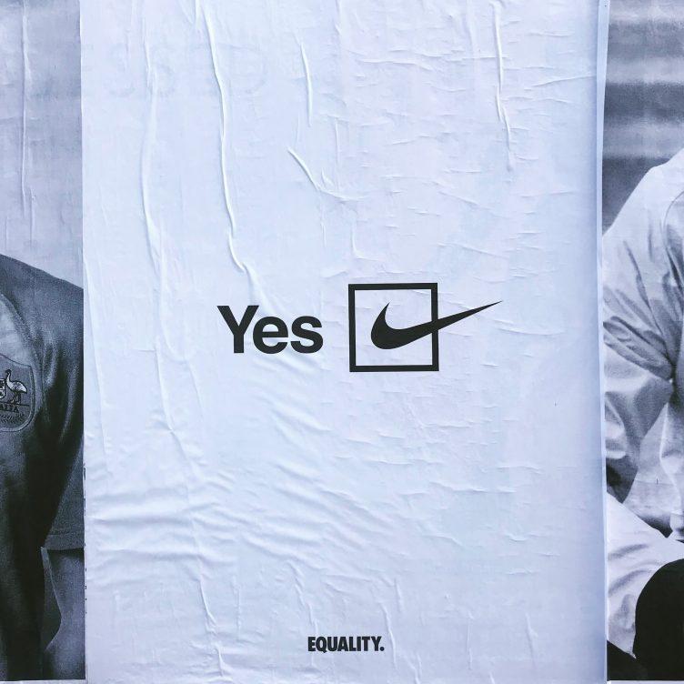 Yes Nike Equality