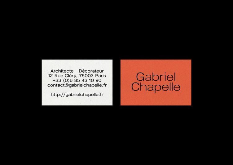 Gabriel Chapelle Architecte Identity 001