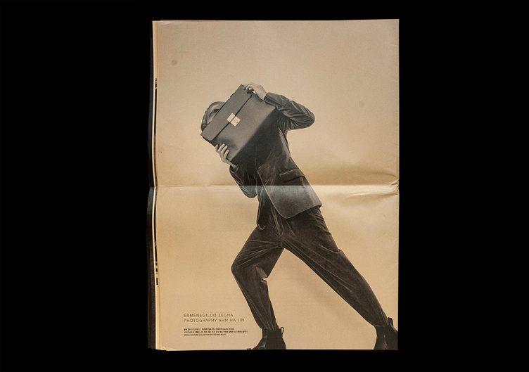 Heren Magazine Art Direction - Come de Bouchony 11