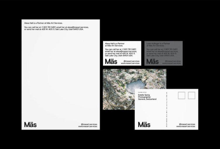 Mäs Art Services Identity by Tanner Stevenett 05