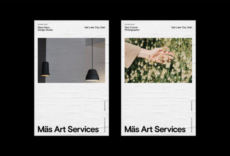 Mäs Art Services Identity by Tanner Stevenett 06