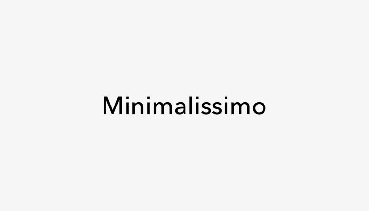 Minimalissimo Identity - Alessandro Scarpellini 03