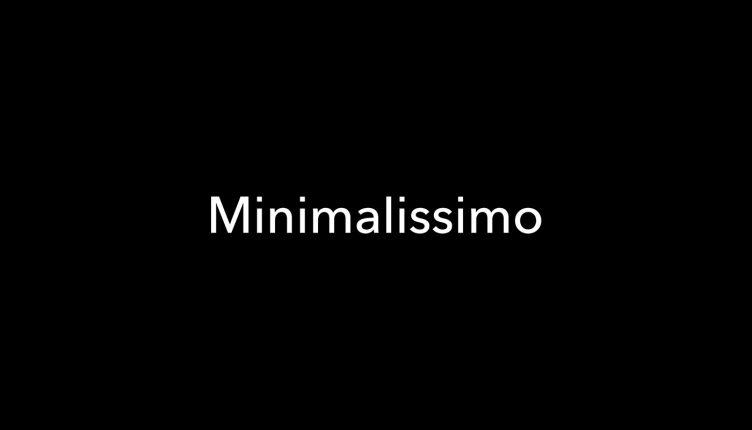 Minimalissimo Identity - Alessandro Scarpellini 04