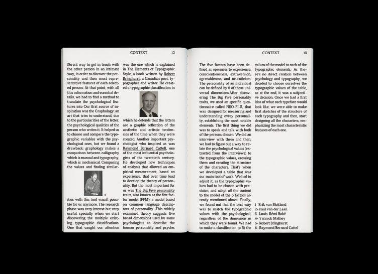 New Typeface - Carla Riu Dolz & Carles Carreté Bosch & José Alcázar 02