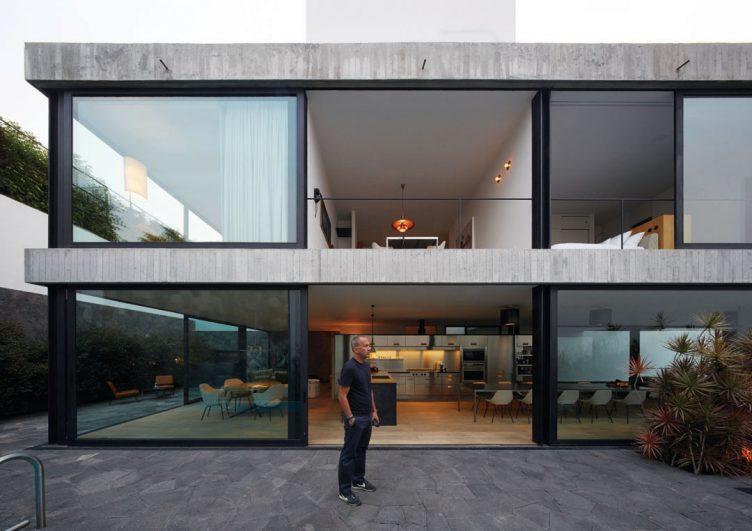 Casa Alpes, Mexico City 2014