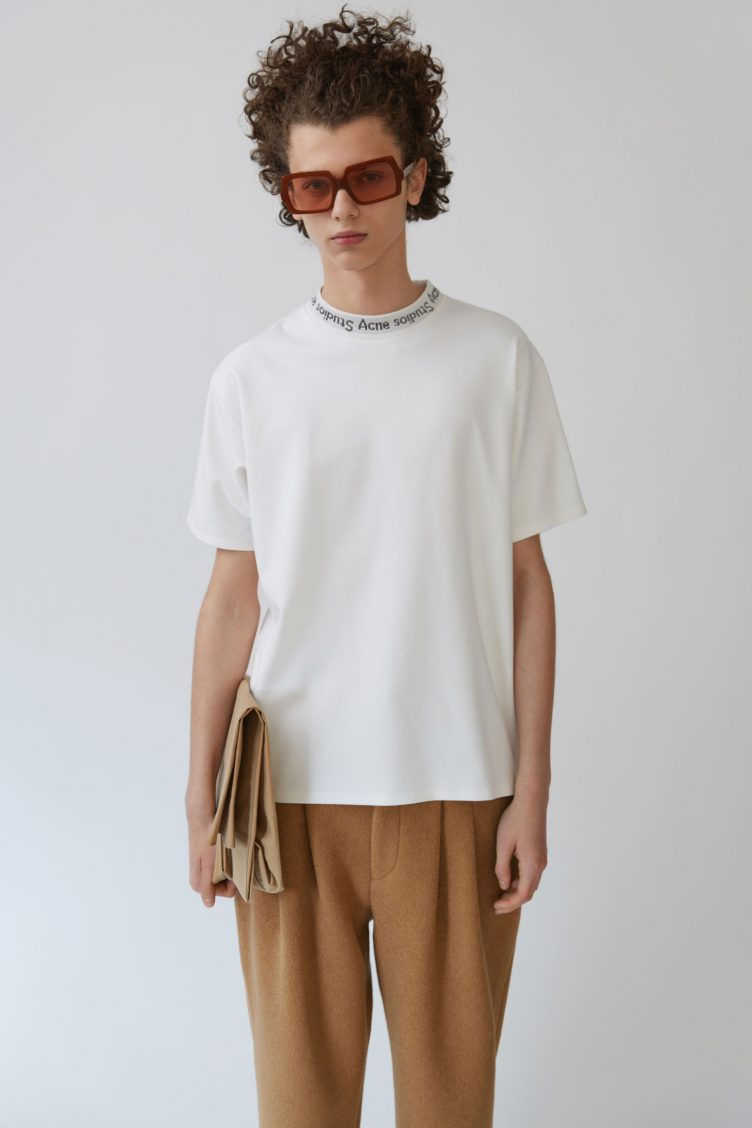 Acne Studios - The Logo Crewneck Navid 001