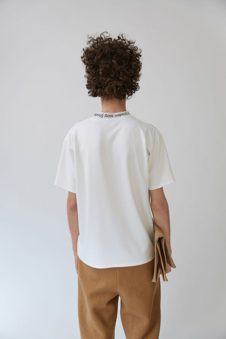 Acne Studios - The Logo Crewneck Navid 003