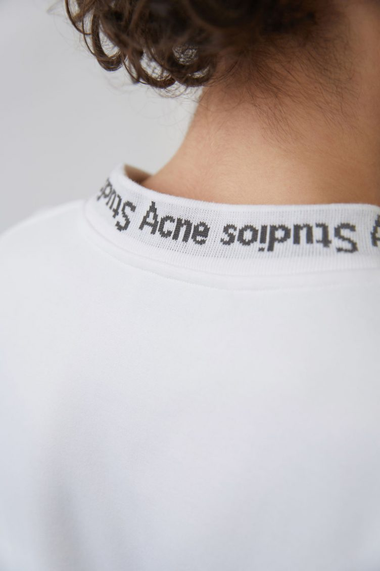 Acne Studios - The Logo Crewneck Navid 005