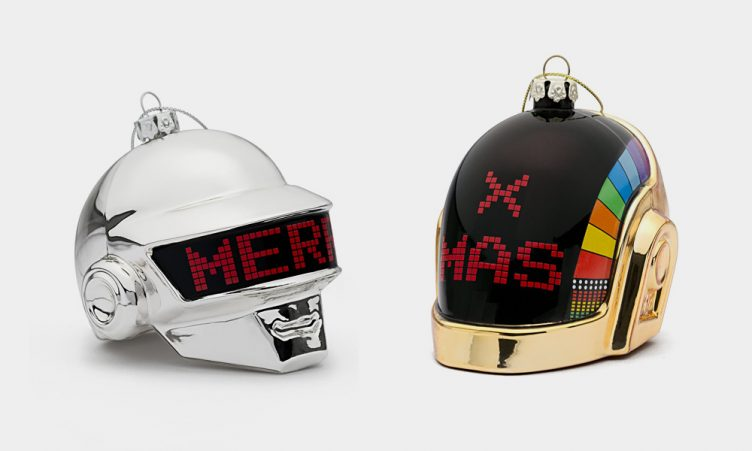 Daft Punk Xmas Ornaments 01