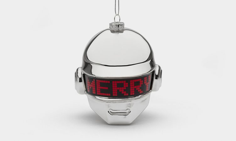 Daft Punk Xmas Ornaments 02