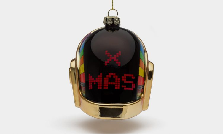 Daft Punk Xmas Ornaments 03