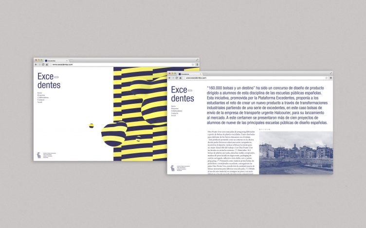 Excedentes Collaborative Platform Identity 009