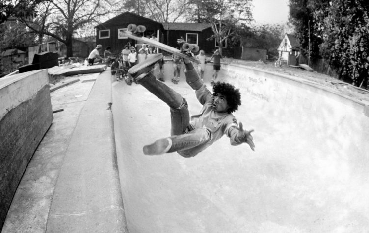 Hugh Holland - Silver. Skate. Seventies. 005