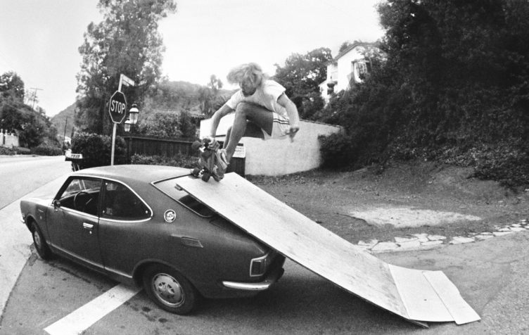 Hugh Holland - Silver. Skate. Seventies. 006