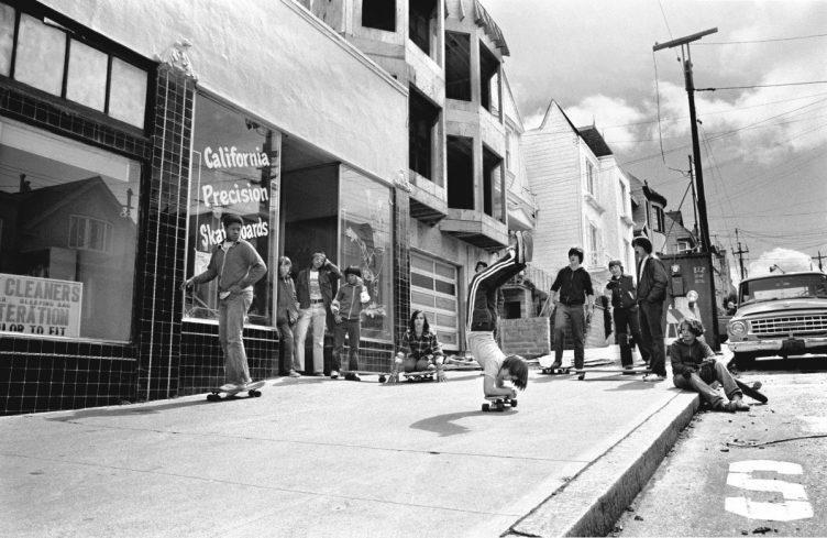 Hugh Holland - Silver. Skate. Seventies. 008