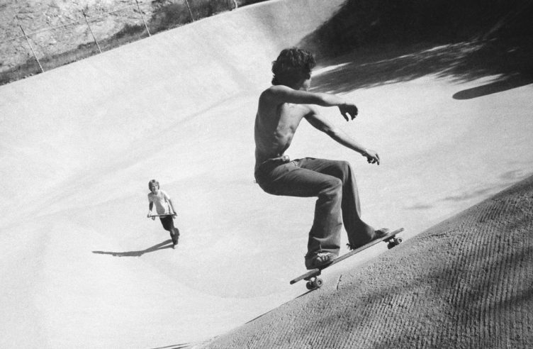 Hugh Holland - Silver. Skate. Seventies. 009