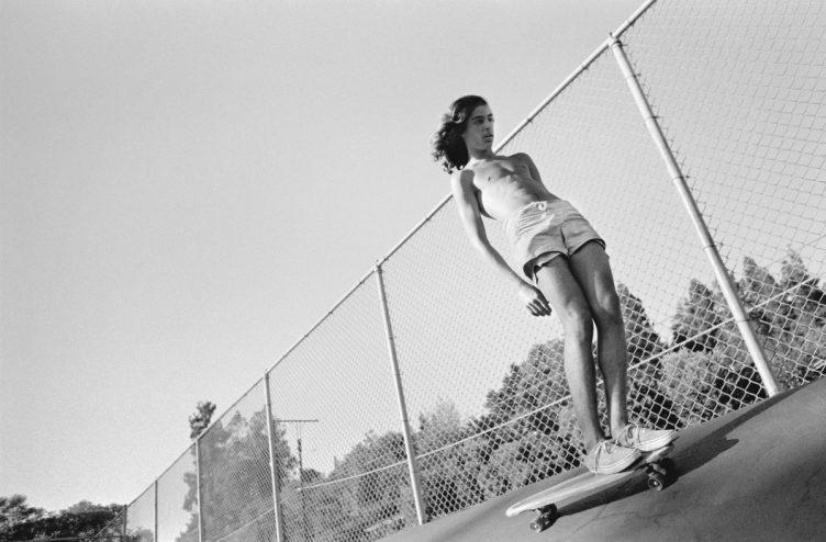Hugh Holland - Silver. Skate. Seventies. 011