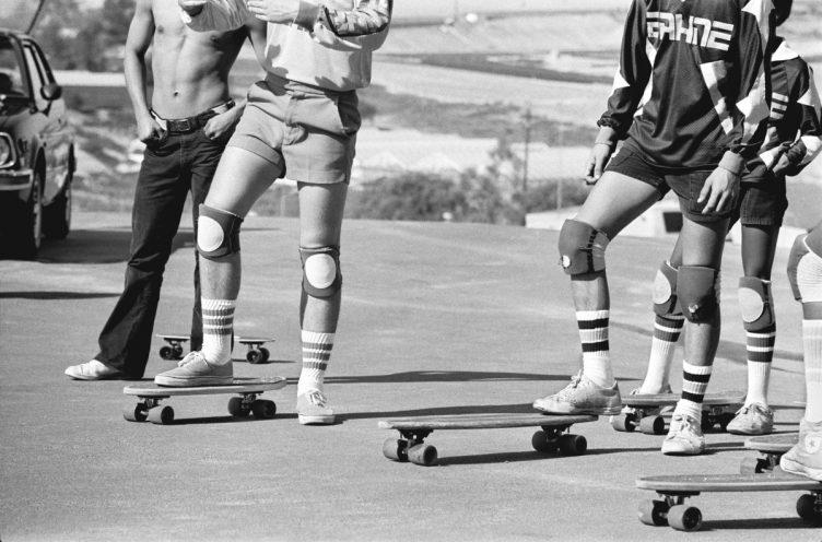 Hugh Holland - Silver. Skate. Seventies. 017
