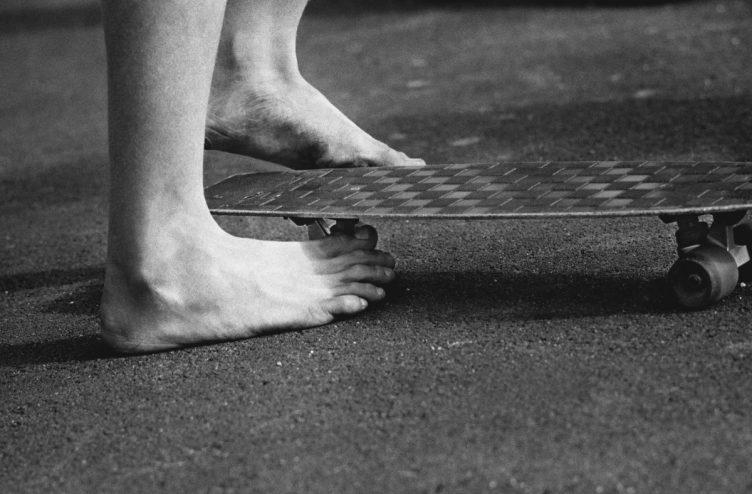 Hugh Holland - Silver. Skate. Seventies. 018