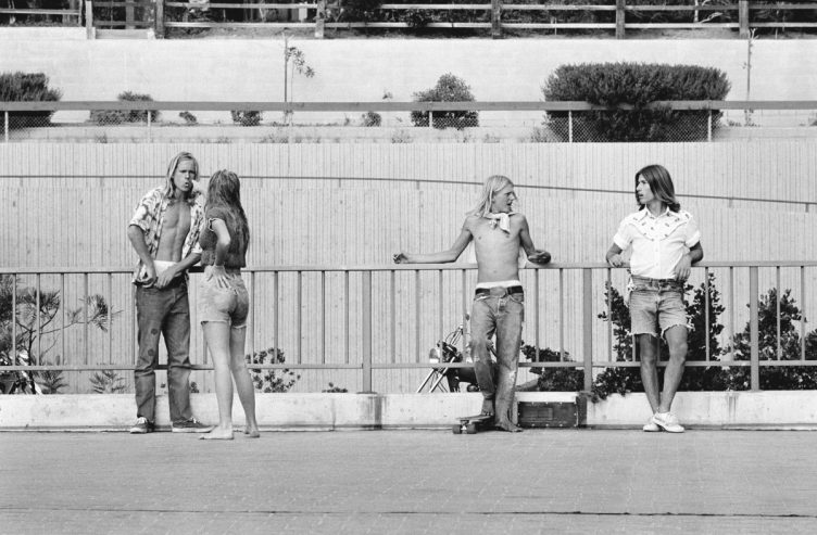 Hugh Holland - Silver. Skate. Seventies. 019