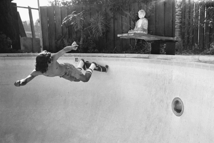 Hugh Holland - Silver. Skate. Seventies. 020