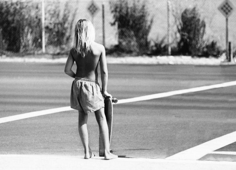 Hugh Holland - Silver. Skate. Seventies. 022