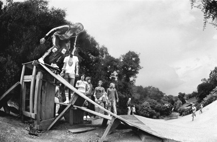 Hugh Holland - Silver. Skate. Seventies. 026
