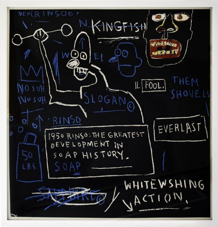 Jean-Michel Basquiat - Rinso, 1982-2003