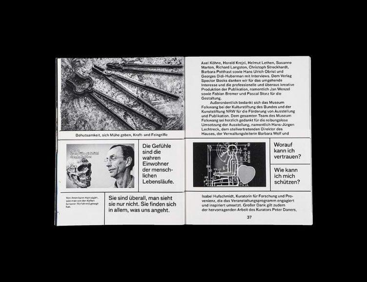 Pluriversum Alexander Kluge Spread - Spector Books 008