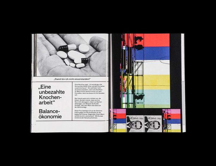 Pluriversum Alexander Kluge Spread - Spector Books 017