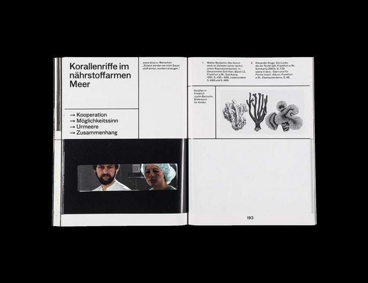 Pluriversum Alexander Kluge Spread - Spector Books 021