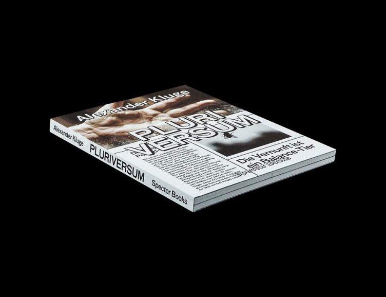 Pluriversum Alexander Kluge Spread - Spector Books 002