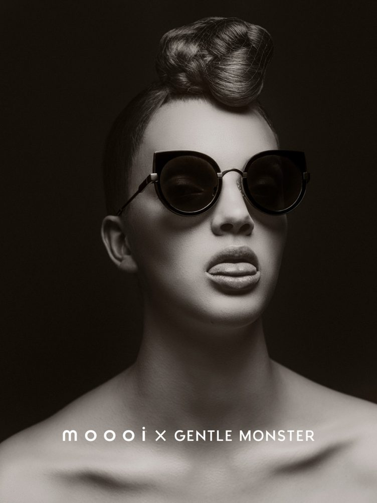 Moooi x Gentle Monster Collection - Divinity 01