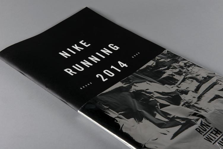 Nike Running Book - The Pressure 001