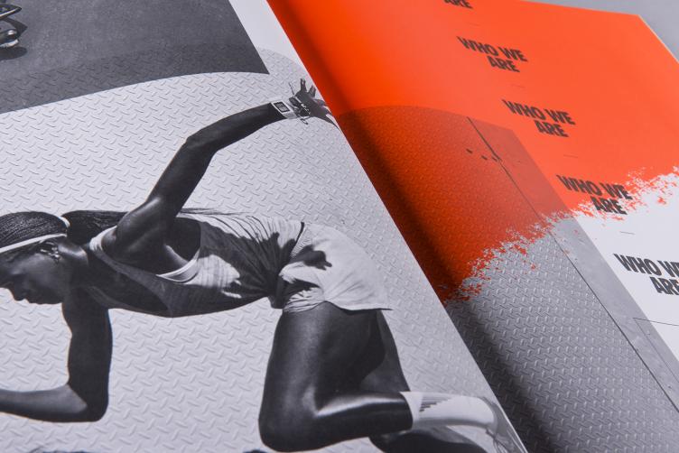 Nike Running Book - The Pressure 002