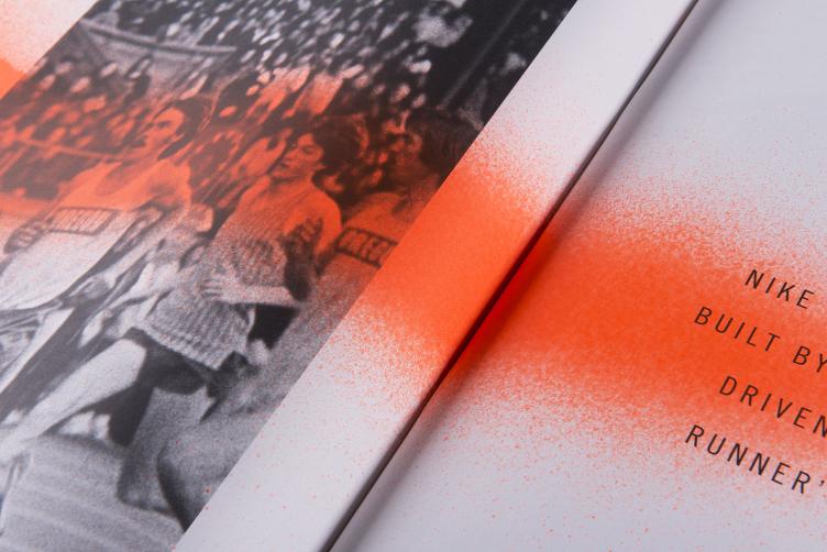 Nike Running Book - The Pressure 003