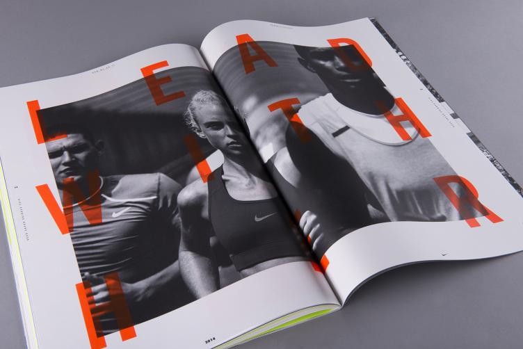 Nike Running Book - The Pressure 006