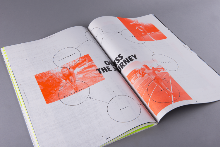 Nike Running Book - The Pressure 007