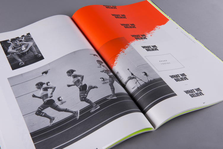 Nike Running Book - The Pressure 008